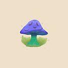Serene Mushroom by sogr00d