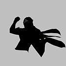 Kanji Tatsumi (Persona 4) by RobsteinOne