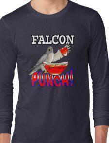 Falcon (fruit) Punch! Long Sleeve T-Shirt