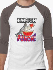 Falcon (fruit) Punch! Men's Baseball ¾ T-Shirt