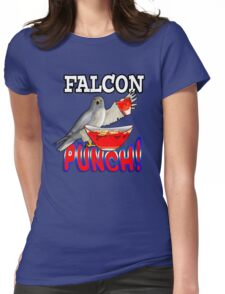 Falcon (fruit) Punch! Womens Fitted T-Shirt
