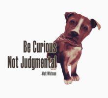 Be Curious Dog Kids Tee