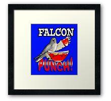 Falcon (fruit) Punch! Framed Print