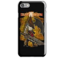 Silent Sector 7  iPhone Case/Skin