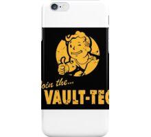Fallout Boy Vault-Tec iPhone Case/Skin
