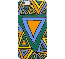Litter Of Triangles iPhone Case/Skin