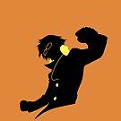 Yosuke Hanamura (Persona 4) by RobsteinOne