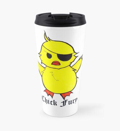 Chick Fury Travel Mug