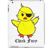 Chick Fury iPad Case/Skin