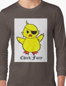Chick Fury Long Sleeve T-Shirt