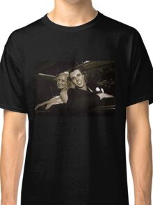 Inside the Wedding Limo Classic T-Shirt