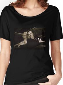 Inside the Wedding Limo Women's Relaxed Fit T-Shirt