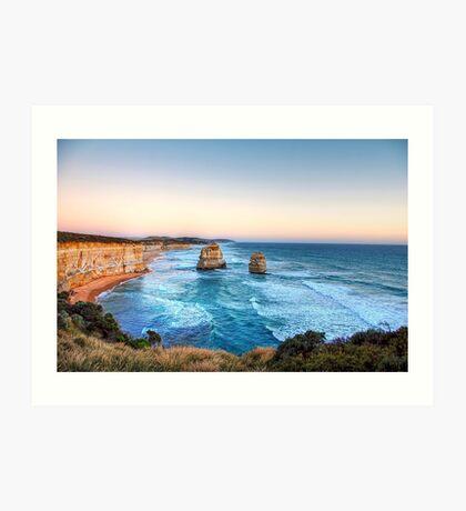 Great Ocean Road Wonders Art Print