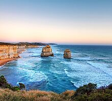 Great Ocean Road Wonders by Ed Pereira