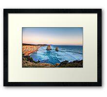 Great Ocean Road Wonders Framed Print