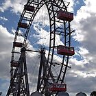 Wiener Riesenrad - Ferris Wheel by Lee d&#x27;Entremont