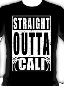 Vintage Straight Outta Cali T-Shirt