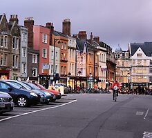 Broad St, Oxford by SoulSparrow