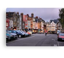 Broad St, Oxford Canvas Print