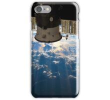 ISS over the Atlantic, 2013 (Enhanced) iPhone Case/Skin