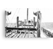 In The North Atlantic (2) Metal Print