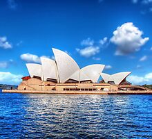 Sydney Opera House by Ed Pereira