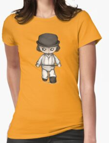 Clockwork Plushie Womens Fitted T-Shirt