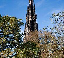 The Scott Monument by imagic
