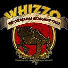 Whizzo The Original Chocolate Frog by LovelessDGrim