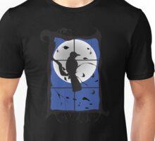Raven Moon Unisex T-Shirt