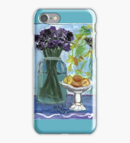 Flowers & Fruits Still Life iPhone Case/Skin