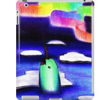 N is for Narwhal iPad Case/Skin