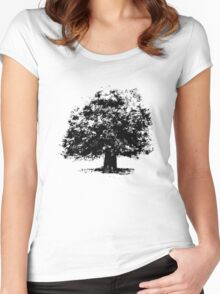 This is my nature Women's Fitted Scoop T-Shirt
