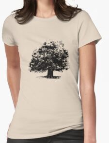 This is my nature Womens Fitted T-Shirt