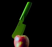 I Hate Fruit - Apple by Alan Organ LRPS