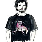 Bret - Flight of the Conchords by burntfeather
