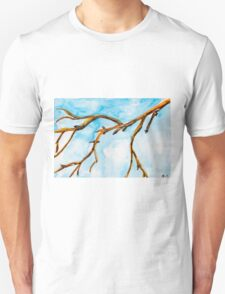 Branch in the sky T-Shirt
