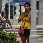 Lady in Yellow by irishlad57