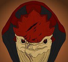 Wrex by BloodUnbound