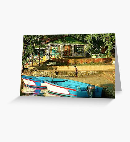 Dominican Republic Greeting Card