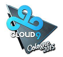 Cloud9 (C9) Cologne 2015 Sticker by BRPlatinum