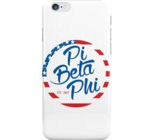 American Pi Phi iPhone Case/Skin