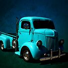 1942 Ford Cab Over Custom One Ton Pickup by TeeMack