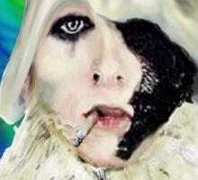 Fear & Loathing Psychedelic Version T Sticker