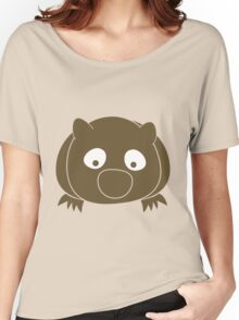Wombat Women's Relaxed Fit T-Shirt
