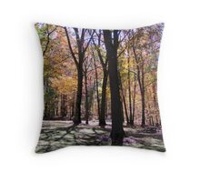 Our Front Yard Throw Pillow