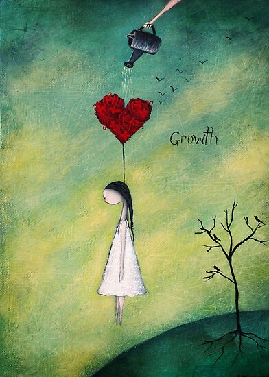 Growth by Amanda  Cass