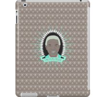 Tata Madiba - A Good Heart (in taupe) iPad Case/Skin