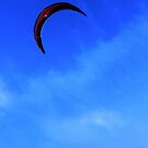 kiteboarder's delight by lensbaby