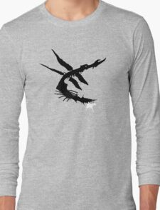 """Phalanx"" - Colossus No. 13 (Shadow of the Colossus) Long Sleeve T-Shirt"